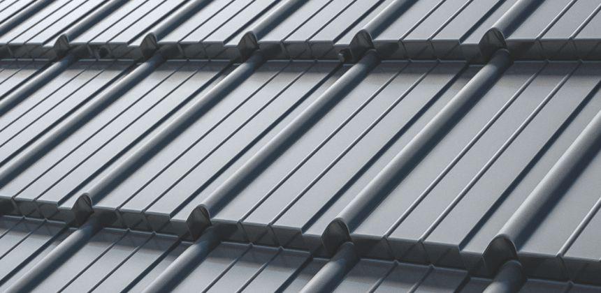 plieninė stogo danga murano